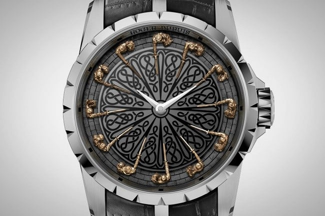 Roger Dubuis Excalibur Automatic Limited Edition Watch