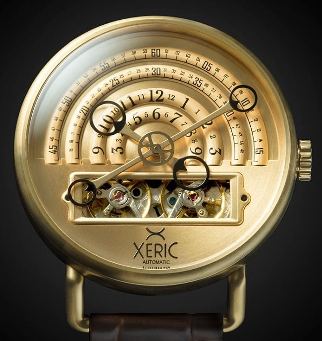 Xeric Halograph Automatic Watch 2