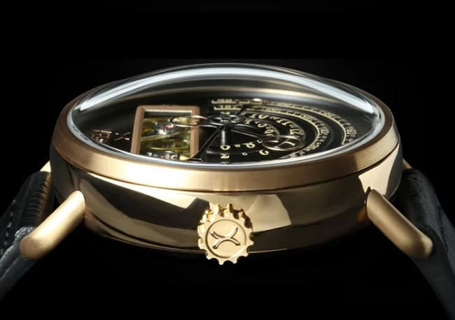 Xeric Halograph Automatic Watch 8