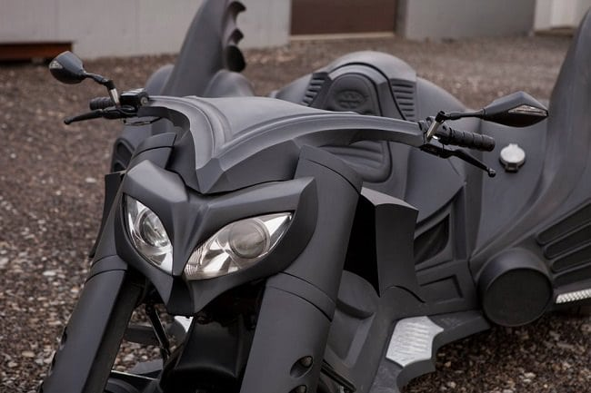 Game Over Cycles Batman Trike 2