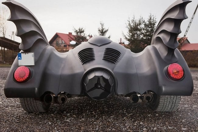 Game Over Cycles Batman Trike 8