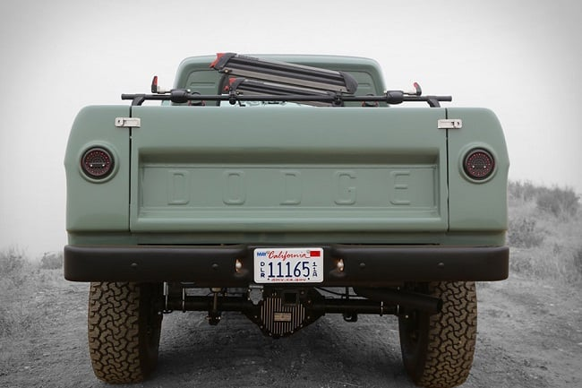ICON Dodge Power Wagon Crew Cab 2