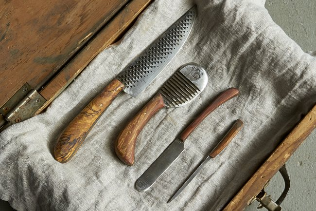 Kitchen Knives By Chelsea Miller