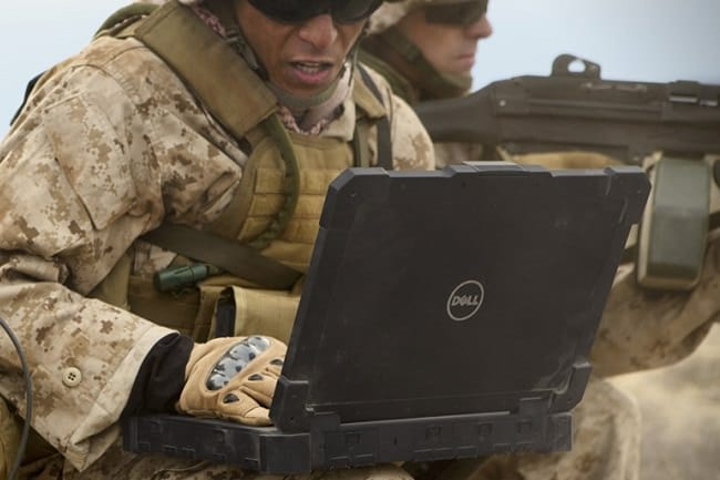 Dell Latitude 12 Rugged Extreme Notebook