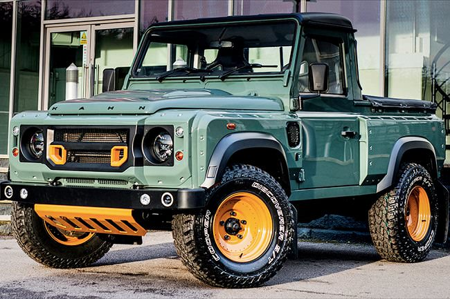 Kahn Design Land Rover Defender 2.4