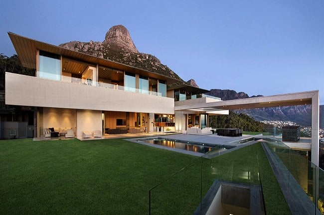 OVD 919 House in Cape Town