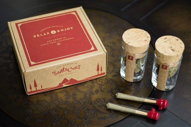 Potbox Premium Marijuana Subscription Club 1