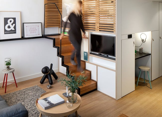 Zoku Loft Micro Apartments 2