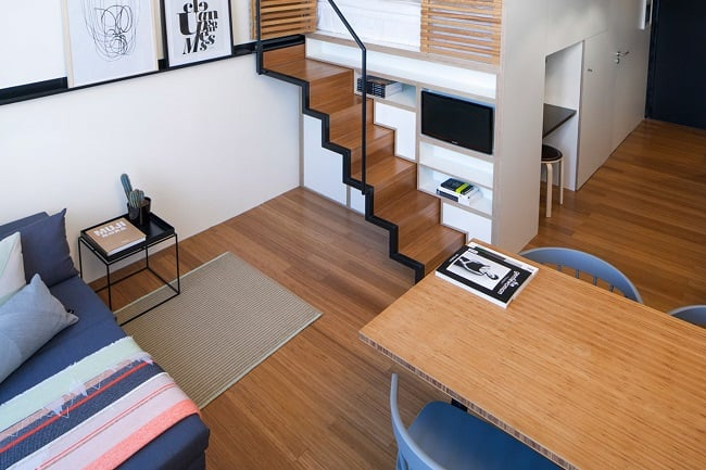 Zoku Loft Micro Apartments 3