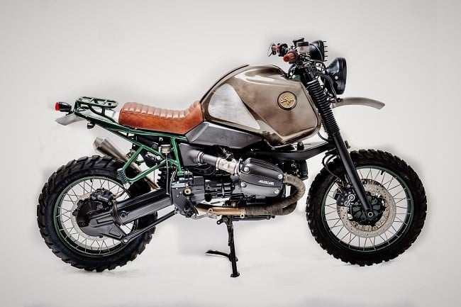 BMW R1100GS Buldozzer Motorcycle 2