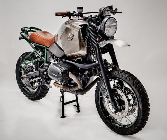 BMW R1100GS Buldozzer Motorcycle 4