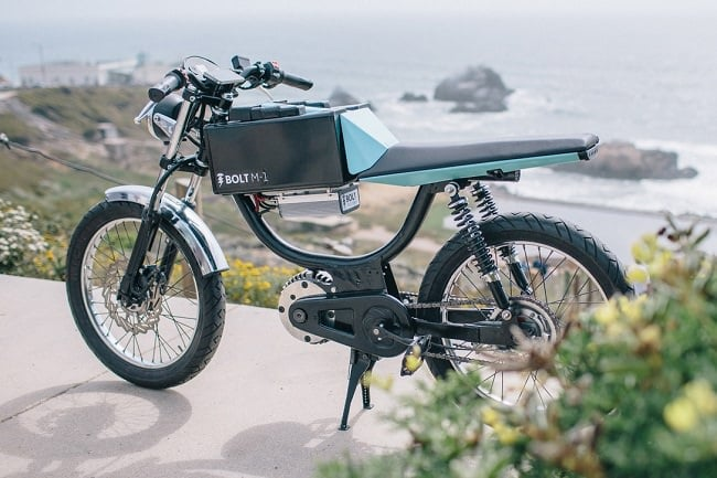 BOLT M-1 Electric Motorbike 4