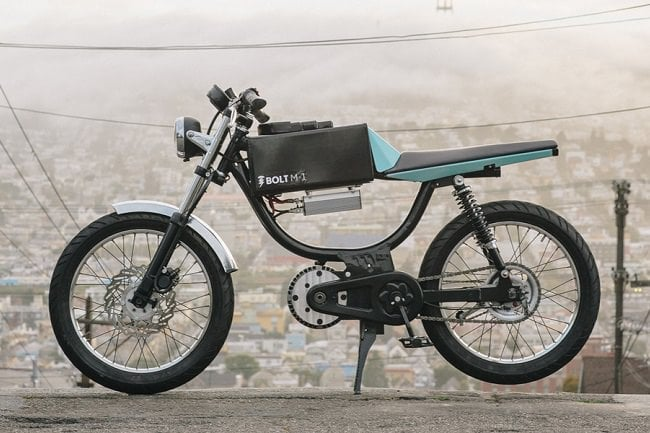 BOLT M-1 Electric Motorbike