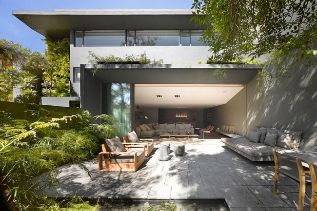 Barrancas House In Mexico City