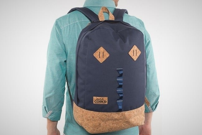 Corked Backpacks 1