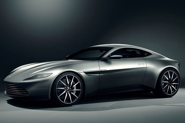 James Bond's Aston Martin DB10 a