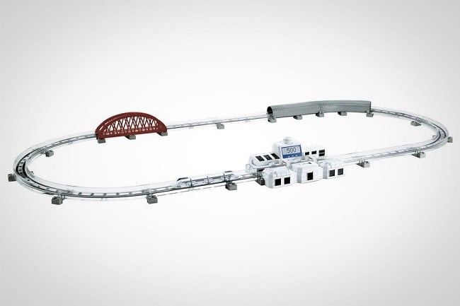 Linear Liner Maglev Train Toy 3