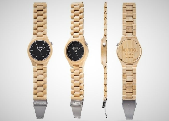 Telluride Bamboo Watch 4