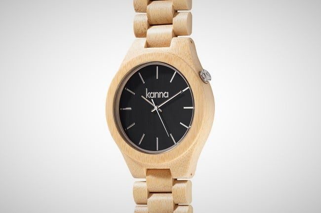 Telluride Bamboo Watch