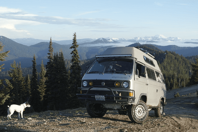 The Wanderlust of #Vanlife