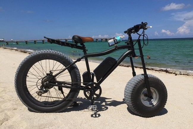 Xterrain500 Electric Fatbike 1
