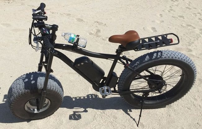 Xterrain500 Electric Fatbike 2