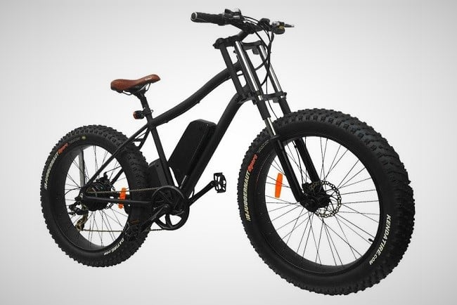 Xterrain500 Electric Fatbike 5