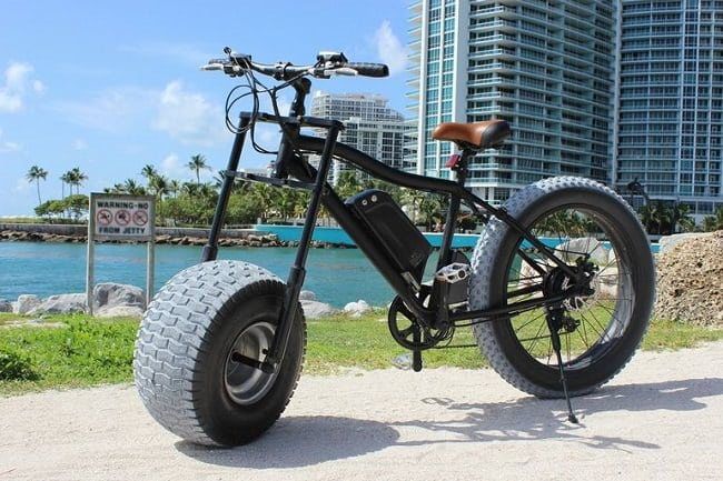 Xterrain500 Electric Fatbike 6