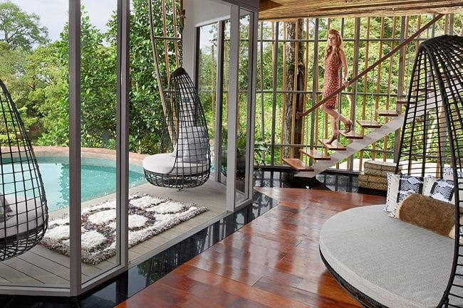 tree-pool-houses-Keemala Resort In Thailand
