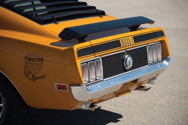 1970 Ford Mustang Mach 1 Twister 9