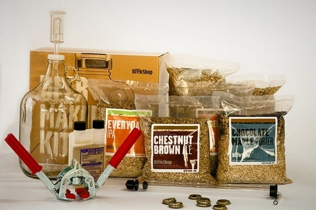 Brooklyn Brewshop Beer Making Kits 3