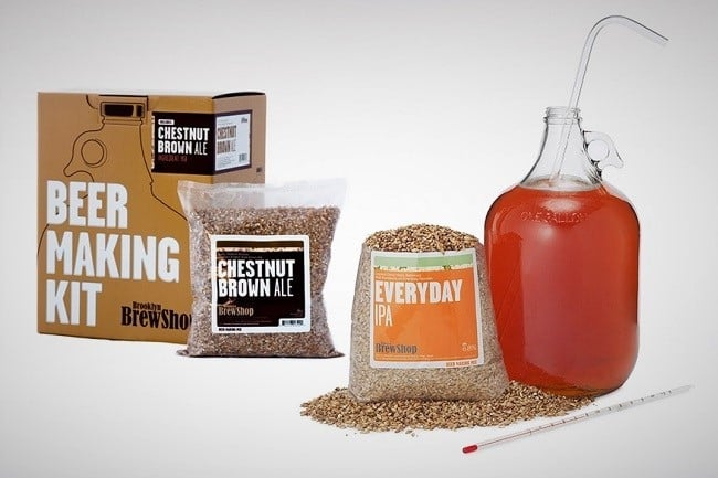 Brooklyn Brewshop Beer Making Kits
