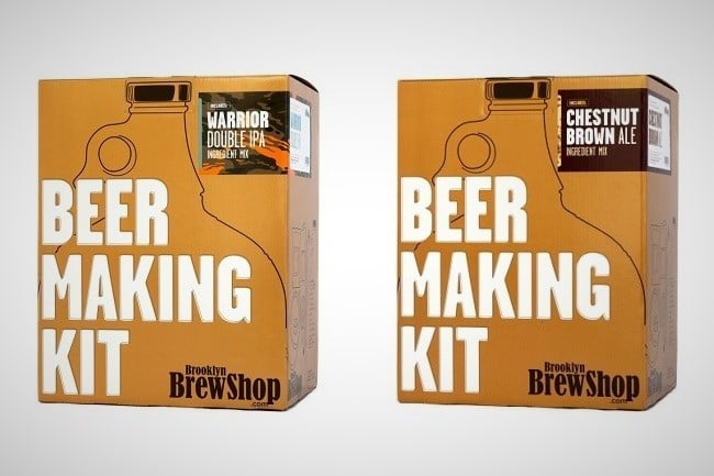 Brooklyn Brewshop Beer Making Kits 6