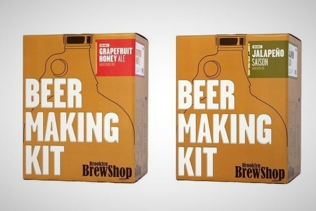 Brooklyn Brewshop Beer Making Kits 7