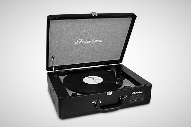 Electrohome Archer Turntable 1