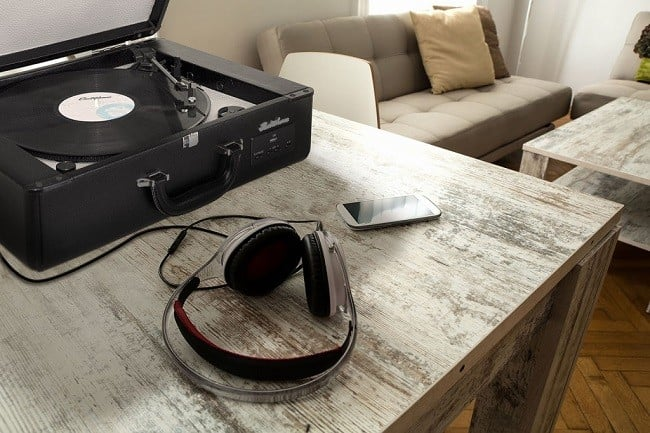 Electrohome Archer Turntable 7