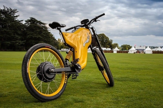 Greyp G12S Electric Bike 11