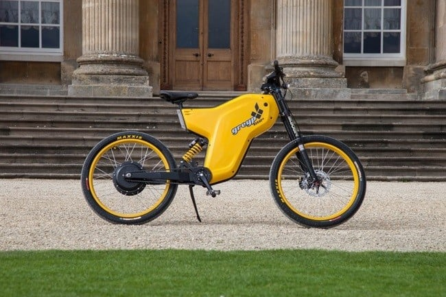 Greyp G12S Electric Bike 12