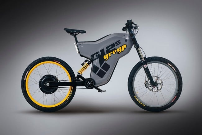 Greyp G12S Electric Bike 3