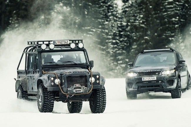 Land Rover Defender Spectre 1