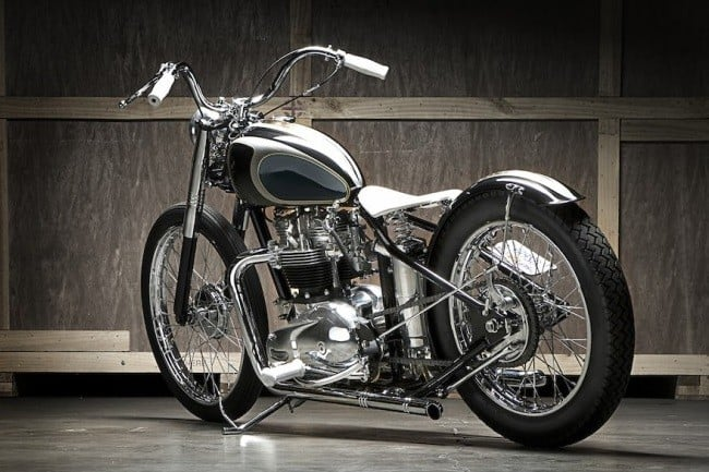 Moon Machine Triumph Bobber 1
