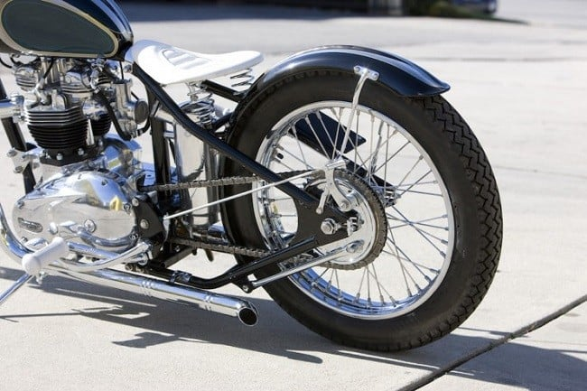 Moon Machine Triumph Bobber 6