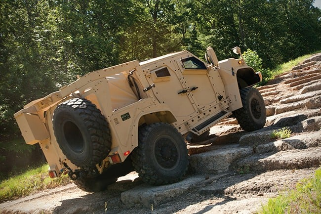 Oshkosh Defense Joint Light Tactical Vehicle 11