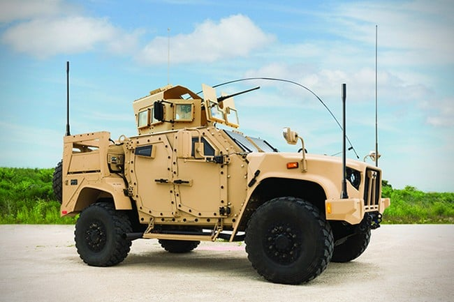 Oshkosh Defense Joint Light Tactical Vehicle 8