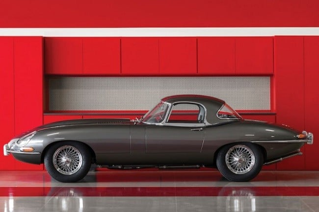 1965 Jaguar E-Type Series 1 10