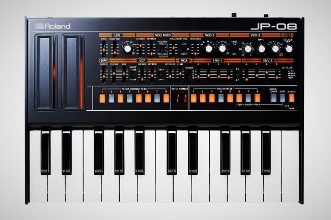 Roland Boutique Portable Synths 2