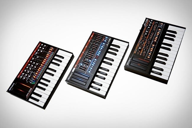 Roland Boutique Portable Synths 7