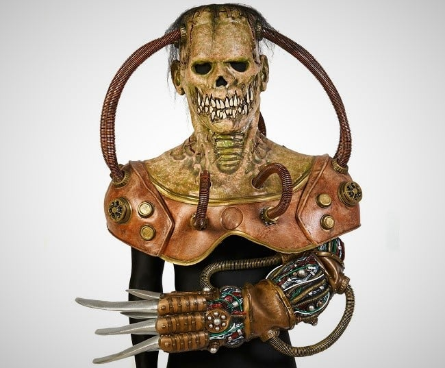 Steampunk Frankenstein Costume 2