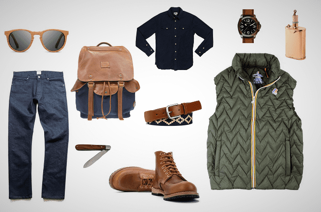 Style Guide: Cabin Weekend
