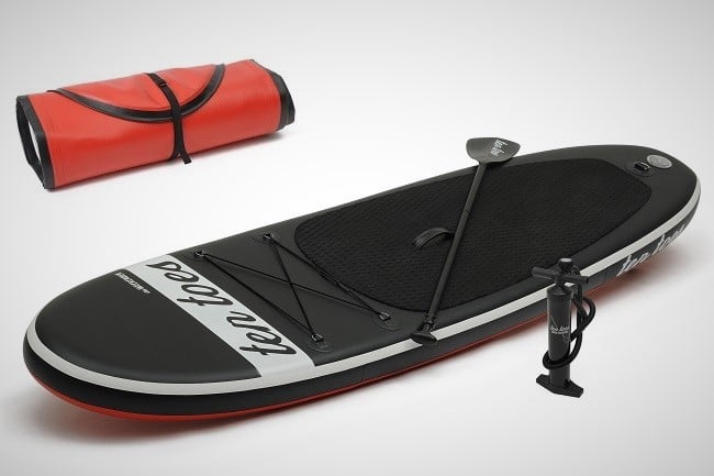 Ten Toes Inflatable SUP Boards 1